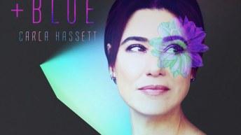 Carla Hassett + Blue