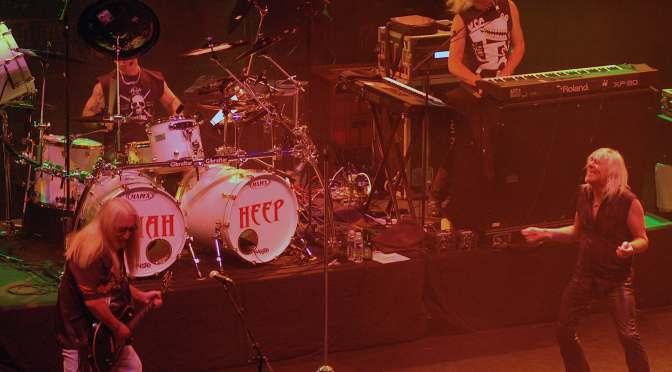 Uriah Heep 2009