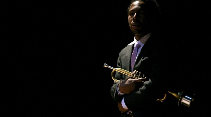 Roy hargrove by luciano rossetti