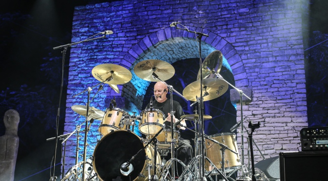 chris slade From Manfred mann's to Asia via AC/DC